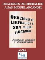Oraciones de liberación a San Miguel Arcángel