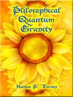 Philosophical Quantum Gravity