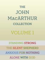 The John MacArthur Collection Volume 1