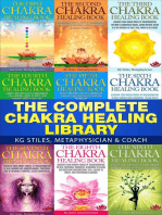 The Complete Chakra Healing Library