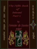 The Fifth Book of Beloved Part 3