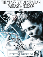 The Year's Best Australian Fantasy and Horror 2013 (volume 4)