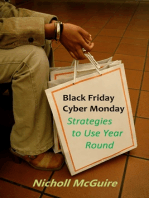 Black Friday Cyber Monday Strategies to Use Year Round