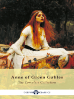 Complete Anne of Green Gables Collection (Delphi Classics)