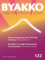 Byakko Magazine Issue 122