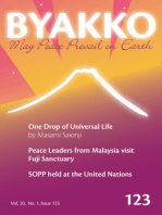 Byakko Magazine Issue 123