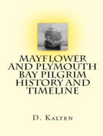 Pilgrims, Mayflower and Plymouth Bay History and Timeline
