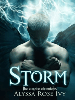 Storm (The Empire Chronicles #5)