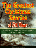 The Greatest Christmas Stories of All Time - Premium Collection