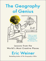 The Geography of Genius: A Search for the World's Most Creative Places from Ancient Athens to Silicon Valley