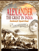 Alexander The Great in India