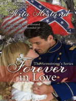 Forever in Love (Book One of the Armstrong Series)