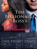 The Billionaire Boss's Obsession 1