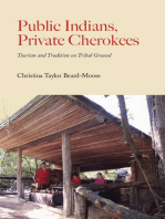 Public Indians, Private Cherokees