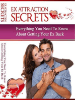 *Ex Attraction Secrets*