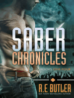 Saber Chronicles Volume One