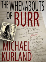 The Whenabouts of Burr