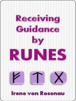 Receiving Guidance By Runes