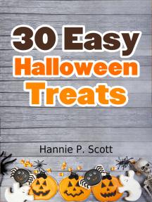 30 Easy Halloween Treats