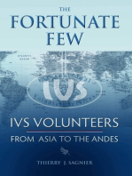 The Fortunate Few IVS Volunteers from Asia to the Andes