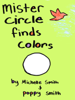 Mister Circle Finds Colors