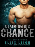 Claiming His Chance (Feral Breed Followings, #1)