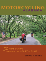 Motorcycling Alabama