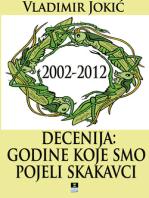 2002-2012 DECENIJA