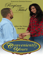 Conveniently Yours (After the Vows book 1)