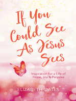 If You Could See as Jesus Sees