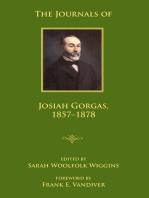The Journals of Josiah Gorgas, 1857–1878