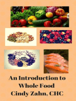 An introduction to whole foods