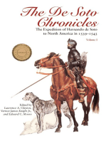 The De Soto Chronicles Vol 1 & 2: The Expedition of Hernando de Soto to North America in 1539-1543