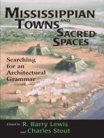 Mississippian Towns and Sacred Spaces