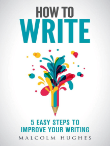 How to Write: How to, #2