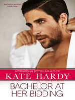 Bachelor at Her Bidding