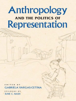Anthropology and the Politics of Representation