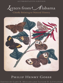 Letters from Alabama: Chiefly Relating to Natural History