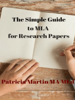The Simple Guide to MLA for Research Papers