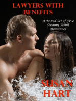 Lawyers With Benefits – a Boxed Set of Five Steamy Adult Romances