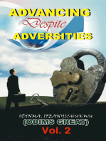 Advancing Despite Adversities, Vol 2