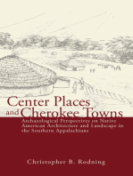 Center Places and Cherokee Towns