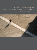 Other Letters to Milena / Otras cartas a Milena