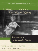 Truman Capote's Southern Years, 25th Anniversary Edition