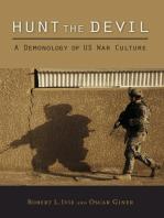 Hunt the Devil: A Demonology of US War Culture