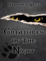 Creatures Of The Night (The Horror Diaries Omnibus Edition, #3)