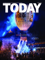 TODAY Tourism & Business Magazine, Volume 22, November, 2015