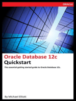 Oracle Database 12c Quickstart