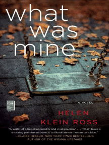 What Was Mine: A Book Club Recommendation!