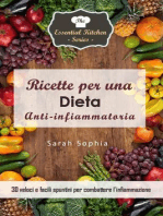 Ricette per una dieta anti-infiammatoria